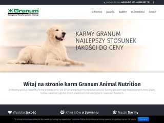 Granum Animal Nutrion