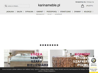 Karinameble.pl - kolonialne