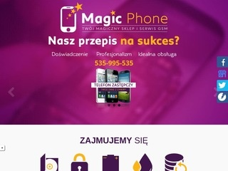 Magic Phone Sebastian Sokół