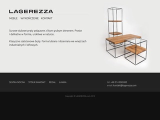 Lagerezza.com meble loft