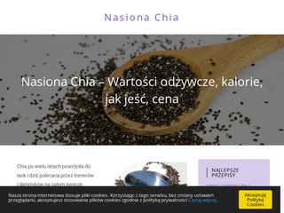 Nasionachia.com - idealny superfood