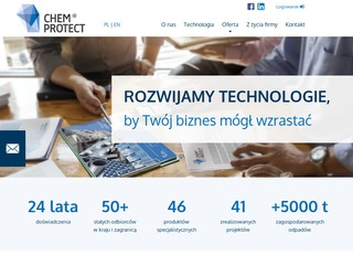 Chem-protect.pl topniki
