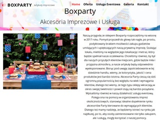 Boxparty