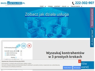 Baza-nowych-firm.pl gus