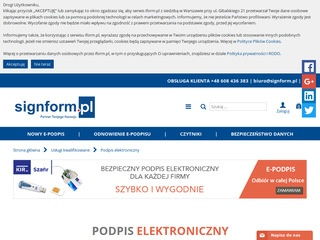 SignForm.pl sp. z o.o.