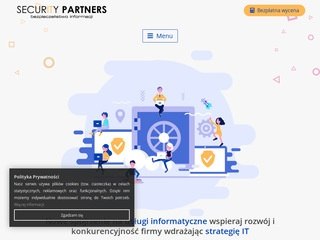 Securitypartners.pl - konsulting IT