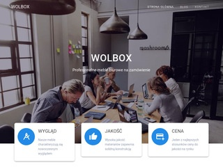 Wolbox meble