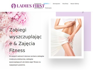 Ladies First zajęcia fitness Kabaty