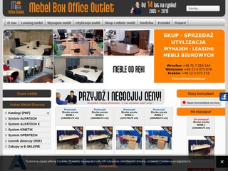 Mebel Box Office Outlet