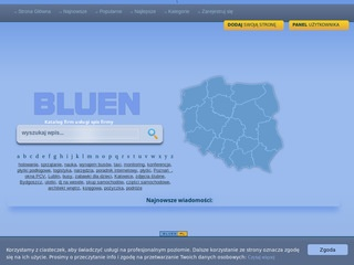 Bluen.pl katalog firm