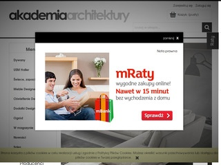 Akademiaarchitektury.pl meble design