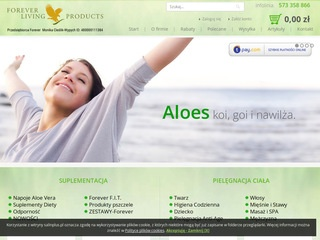 Forever-living.pl - aloes do picia