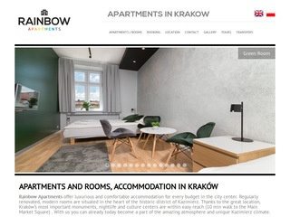 Rainbowapartments.pl apartamenty