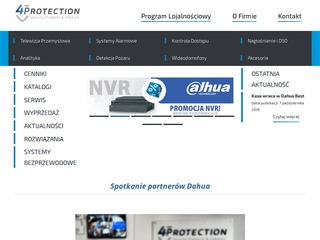 4protection.pl - systemy alarmowe